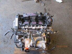 2013 SEAT LEON MK3 1.6TDI CLHA ENGINE + FUEL PUMP DIESEL 36337 MILES #10380