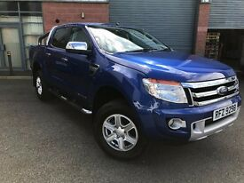 2014 Ford Ranger 2.2 Tdci Limited 4 x 4