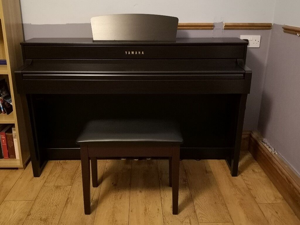 yamaha clavinova digital piano clp 635 nearly new excellent condition in liverpool city centre. Black Bedroom Furniture Sets. Home Design Ideas