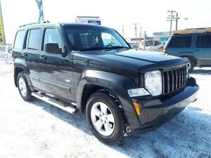 2010 Jeep Liberty Sport 3.7L 4x4 Running Boards & Low Payments!!