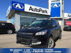 2015 Ford Escape SE/BLUETOOTH/REARVIEW CAM/CRUISE/ALLOYS