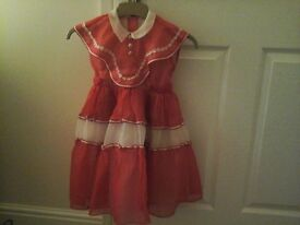 Vintage Child's Party Frock