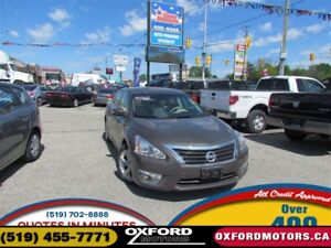 2013 Nissan Altima 2.5 SL | LEATHER | ROOF | NAV