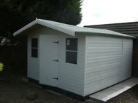 new plastic shed