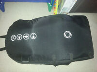 BUGABOO COMFORT TRAVEL BAG WITH WHEELS FOR CAM 2