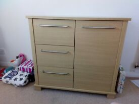Mamas and Papas Horizons dresser for sale