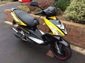 Scooter/Moped 50cc R50FX
