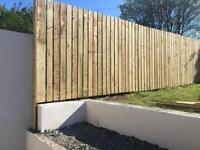 looking for a new Fence? Or has your fence been Damaged? we can help. We won't be beat on price