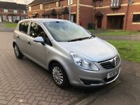 2010 VAUXHALL CORSA S ECOFLEX 1.3 CDTI DIESEL FULL MEAN DEALER SERVICE HISTORY £0 TAX YEARS