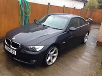 BMW 320D SE COUPE 2008