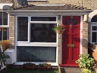 Beautifully maintained two bed town house in the Golden Triangle