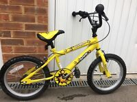 Sonic Nitro 16inch Bike for Boys
