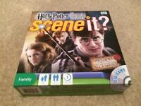 Harry Potter Scene it? DVD game (with free UK postage)
