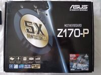 ASUS Z170-P ATX Motherboard - BNIB