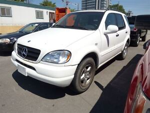 1998 Mercedes-Benz M-Class Elegance & LEATHER & SUNROOF & WOOD T