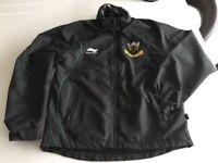 Northampton Saints showerproof jacket