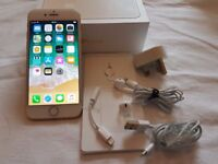 Iphone 7 32GB Gold with Apple Warranty , like NEW