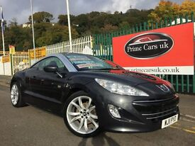 2011 11 Peugeot RCZ 1.6 THP GT 2 door Coupe Petrol 6 Speed Manual