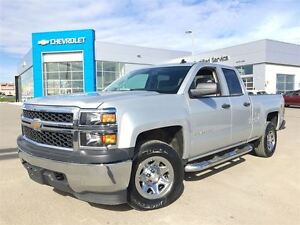 2014 Chevrolet Silverado 1500 2WT One owner, accident free