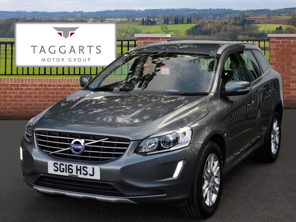 volvo xc60 d5 se lux nav awd grey 2016 03 01 in motherwell north lanarkshire gumtree. Black Bedroom Furniture Sets. Home Design Ideas