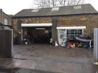 Mechanical workshop/ garage for sale edmonton north london