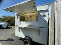 Catering trailer 7ft by 5ft