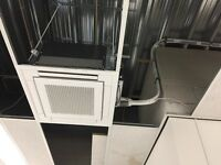 All commercial refrigeration and Airconditioning systems