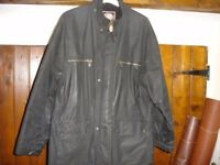 mens ausralian outback waterproof jacket