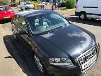 2005 Audi A3 3.2 V6 Quattro Sport 3 door Manual 6 Speed