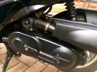 Piaggio zip 50 (70cc 2T) 2012