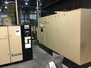 INGERSOLL RAND 300 Hp Rotary Screw Air Compressor