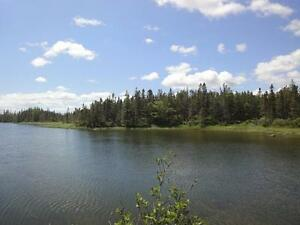 5 acre Waterfront