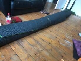 Regal fake grass. Rrp £49.99 psqm