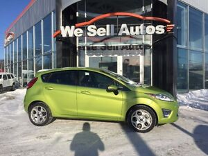 2011 Ford Fiesta SES LEATHR. *BLUETOOTH *LOW K'S***