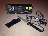 Babyliss hair styling curling wand pro