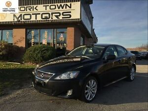 2008 Lexus IS 250 PREM PKG | HEATED SEATS | LOW KMs | CLEAN CARP