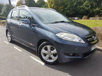HONDA FR-V VTEC SPORT#6 SEATER#MPV#MINT CONDITION#2004 54REG# 6 Speed##not VW/VAUXHALL/renault/JEEP