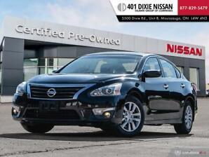2013 Nissan Altima 2.5 S|CLEAN CARFAX|LOW KM|KEYLESS|AM/FM/CD|PW/PL