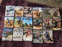 Trial bike magazines