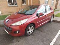Peugeot, 207, Hatchback, 2010, Manual, 1560 (cc), 5 doors