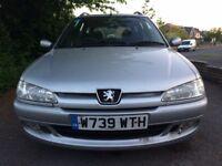 2000/W Peugeot 306 Estate 1.9 D L