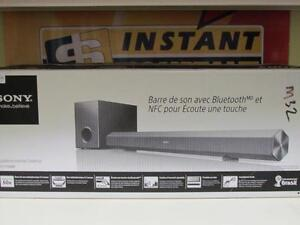 nouveaux prix-Barre de son Sony sa-ct60bt Bluetooth Instant Comptant