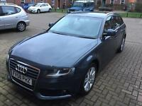 audi a4 diesel, automatic, leather