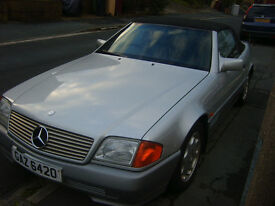 Mercedes 280 SL for sale.