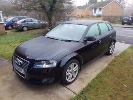 Black Audi A3 For Sale