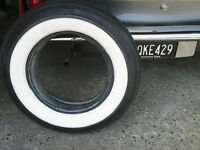 "Classic Tyre. 165 X 15"" Crossply ."