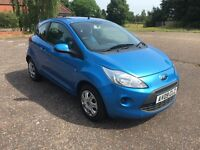 2009 FORD KA 1.2 STYLE PLUS £30 A YEAR TAX