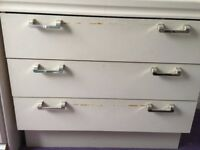 Free to good home, chest of drawers