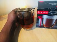 Bodum Yo-Yo Set Mugs & Tea Infuser