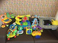 Toys bundle(90% new) for toddlers and babies